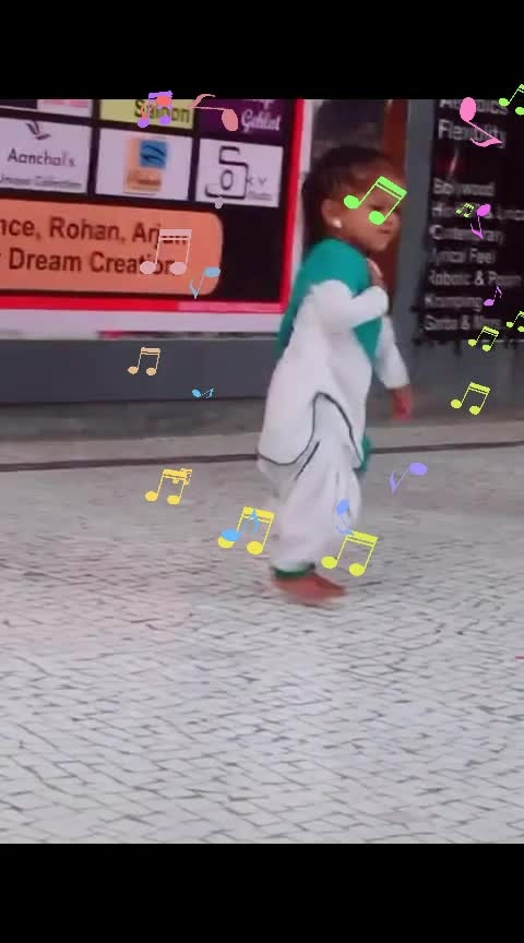cute doll dance