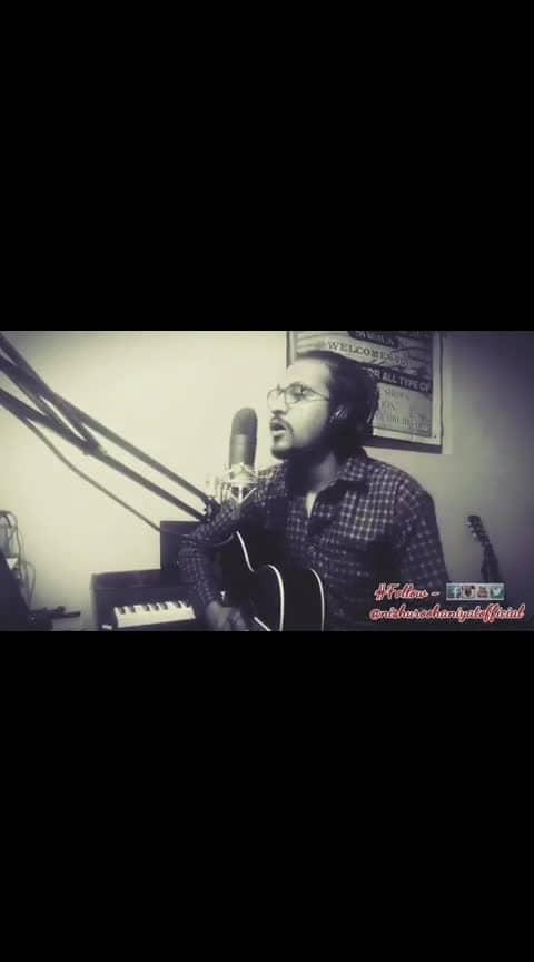 #roposo #music #coversong #ankittiwari #imranhashmi