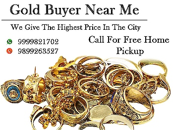 Get the best price for selling old gold and silver with us. Also, get instant cash for gold and silver with only cash for gold in Delhi NCR. We are available in 20 + outlets in the region. We offer only the highest price of any second-hand jewellery as we run a non-profit and no-loss service.   https://www.cashforsilvergurgaon.co.in/cash-for-gold-in-dasna.php