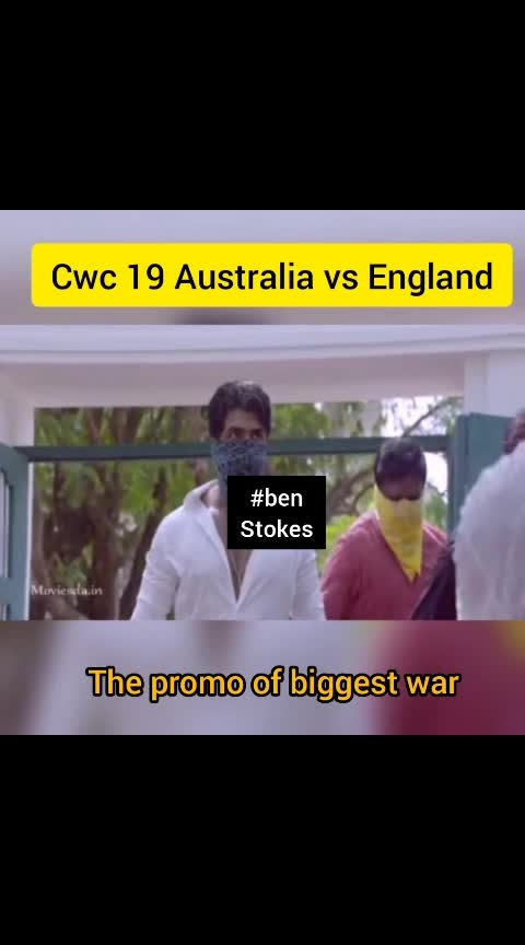 the ashes hero's are back..#warner vs #ben stokes