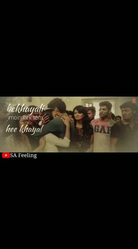 KABIR SINGH'S SONG. #kabirsingh #new #newsong #kabirsinghsongs