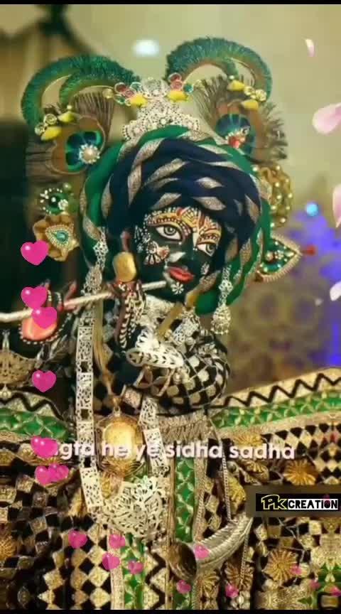 Chaliyaaaa  ...... #krishnalove  #kanhaji