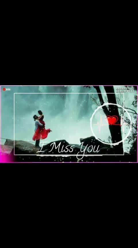 #miss_u❤
