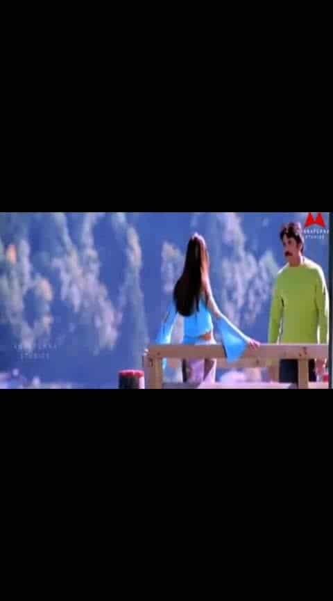 #nagarjuna #sonalibendre #lovesong #videosong #manmadhudu #whatsapp-status