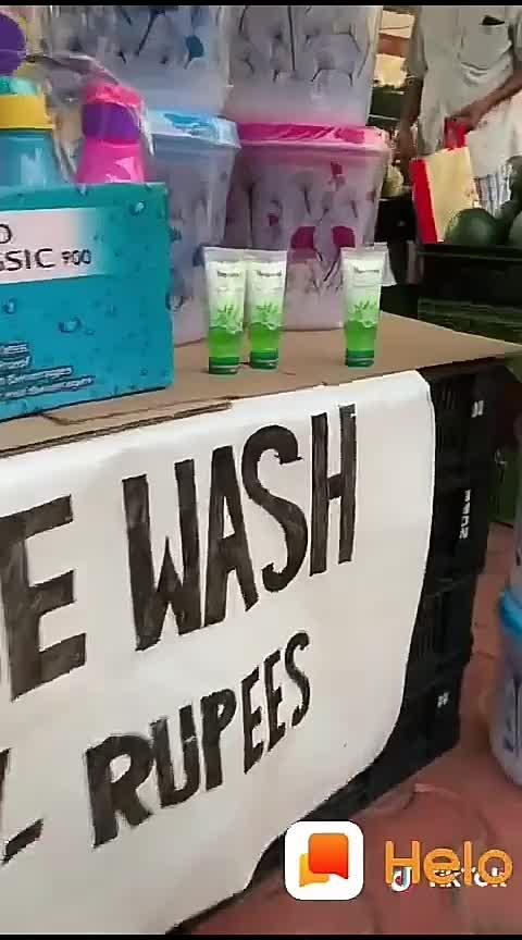 Sasta Face Wash 😝😝 #youtubecreators #tiktok