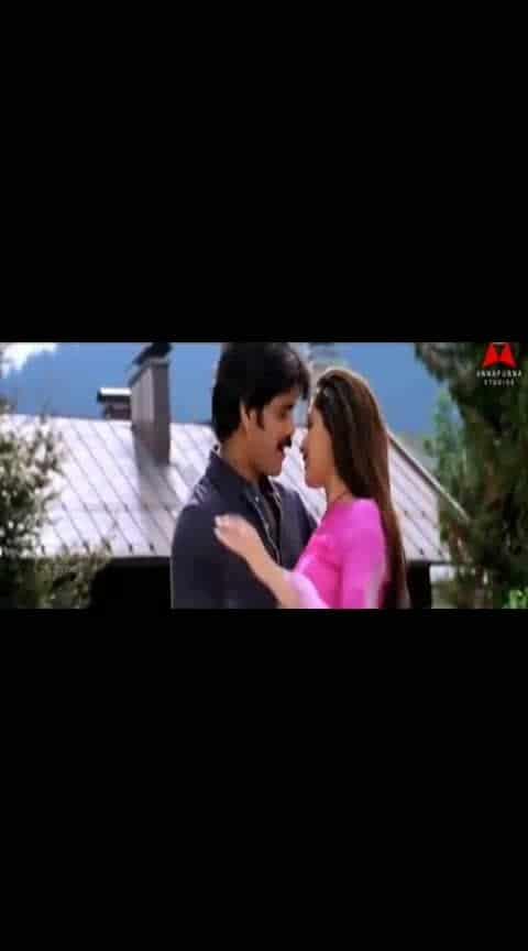 #nagarjuna #sonalibendre #lovesong #manmadhudu #videosong #whatsapp-status