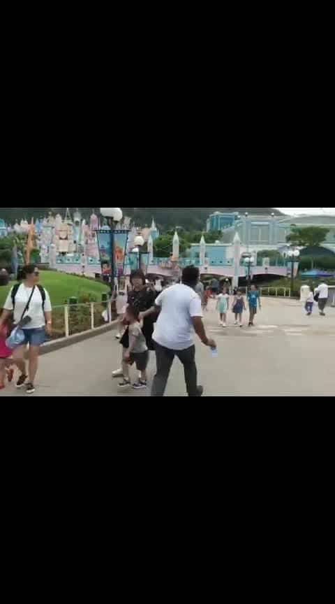 ખજુરભાઈ  Disneyland માં ધમાલ