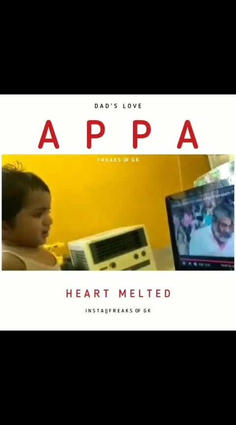 💗 Heart melted 💗 💗 Happy Father's Day 💗 💗 Follow @freaks__of__gk 💗 💗 Admin: @gobalakrishnan97 💗 . . . . . #tamilbgm #tamillyrics #tamilmusic #tamilsonglyrics #kollycinema #tamilstatus #tamillovestatus #tamilactor #supersinger #kollywood #tamilactress #tamilmelody #kollybgm #tamilcinema #tamilcomedy #tamilmovies #tamilmovie #sivakarthikeyan #coimbatore #tamilmemes #surya #tamillove #supersinger6 #nayanthara #tamilsong #tamilsongs #vijay63 #vijay #vijaytv