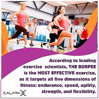 Did You Know ?  www.calathx.com  #endurance #speed #agility #strength #flexibility #burpee #crossfit #workout #training #burpees #fitness #girlswholift #squat #coach #guyswholift #entrenamiento #crosstraining #jump #gym #fit #fitnessmotivation #muscle #healthylifestyle #exercise #fitnessgirl #yoga #like #weightloss #calathx