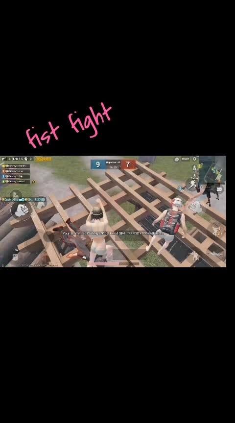 fist fight in TDM😂 l pubg mobile