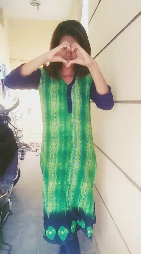 ee heart GE... #roposostarchannel #staroftheweek #kannadathi