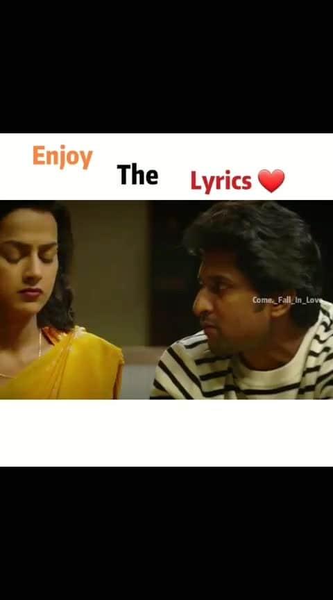 Lyrical Edit!! Hope you guys loved it ❤ #adhentogaanivunnapaatuga #jersey #worldmusicday special ❤  #love #nani #naturalstar @nameisnani @shraddhasrinath #hearttouching #song #lyrics #music #musiclovers #lovers #relationship #relationshipgoals #couplegoals #couple #fallinlove . . . . . . . . . . . . . . . . . . . _____________________________________________ Download this video from our whatsspp group💕 Group link is in bio💕💕💕💕 --------------------------------------------- . . . . . . . . . .  _____________________________________________ Follow the page for more love videos  and turn on post notifications💕😍💕😍💕💕💕 --------------------------------------------- . . . . . Do Follow :-@come_fall_in_love____ Do follow:-@come_fall_in_love____ Do follow:-@come_fall_in_love____ . . . . . . . . . . . . . 🔔🔔Turn on post notifications 🔔🔔 (((((@come_fall_in_love____)))) . . . . . . . . . . . . . . . . ➖➖➖➖➖➖➖➖➖➖➖➖➖➖➖➖➖➖➖➖ #nani #ntr  #nagachaitanya  #pawankalyan #nikhil  #vishwaksen #samantha #rakul  #anupamaparameswaran  #rashmika  #poojahegde  #payalrajput ➖➖➖➖➖➖➖➖➖➖➖➖➖➖➖➖➖➖➖➖