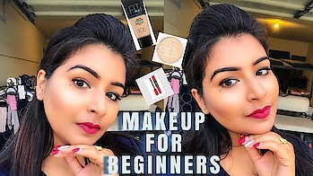 MUST HAVE MAKEUP PRODUCTS FOR BEGINNERS/ MAKEUP FOR BEGINNERS 2019