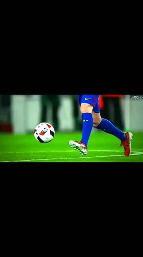 #roposo-sports#messi#skill
