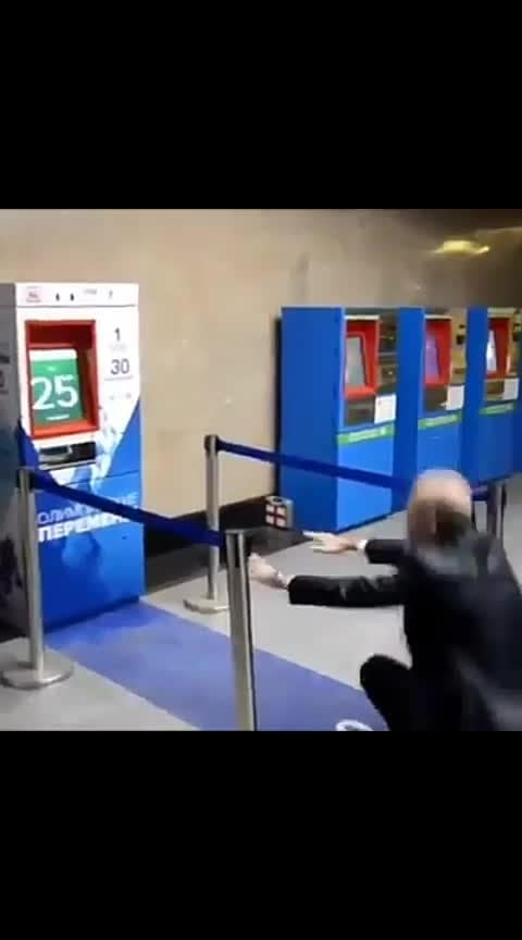 At Moscow's ( Russia ) metro rail station if you do 30 situps you get free train ticket.    Citizen Health Plan by the Government.