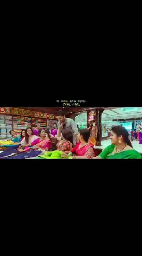 #ainavare #nitin #rashikhanna #videosong #marriagesong #srinivasakalyanam #whatsapp-status