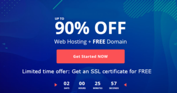 Hostinger Upto 90% Off Hosting Offer | Starting at Only $0.80/mo.: http://bit.ly/2Zk9Csj Order now and get a Free Domain & SSL on selected plans! Unlimited Email Accounts. Easy Website Builder. Unlimited Databases. 30-days Money Back. WP Optimized Speed. Unlimited SSD Disk Space. PHP Support. One-Click Installer: http://bit.ly/2KFkfBX