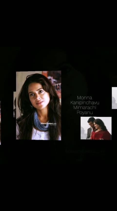 #monna_kanipichavu #suryasonofkrishnan #suriyasivakumar #suryalovesongs #suryahitssong #suryahits