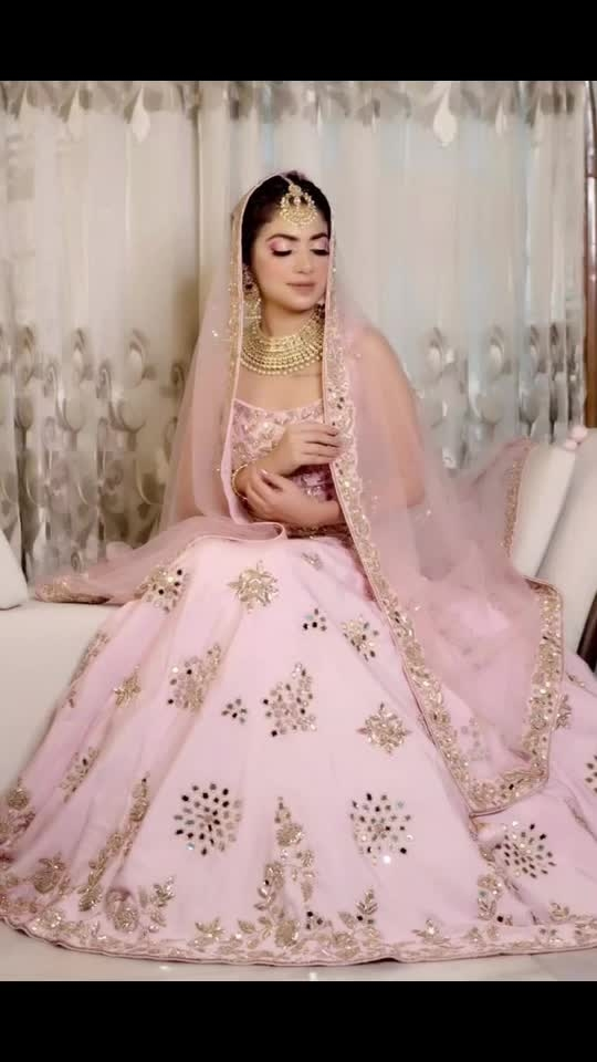 #bridalshoot  Totally crushing over makeup look by @beautechic_bysadhvinanda 💕 Subtle pink eye makeup , highlighter on point with nude lip colour , giving a glimpse of Girly subtle bride's look 💕 Loving every detail of this makeup look  . .  #everydropcounts #pinkgown #fashion #glam #styleblog #fashionstyle #fashiondairy #ootdshare #beauty #outfitpost #westernwear #gorgeous #fashiondesigns #fashionstyle #fashiondesigner #fashiondesignerlife #fashionista #instafashion #dress #fashionable #womenwear #envywear #beautiful #wear #bridalmakeup #bridallehenga #bridaljewelry #makeupshoot