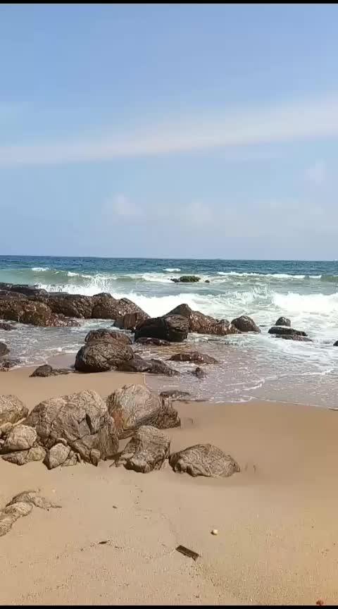 Visakhapatnam Beach #visakhapatnam  #beach #vizag  #beach