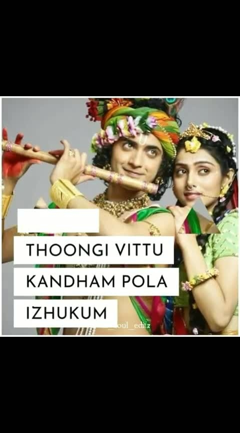 "Radhai Manadhil💙💙 . . . FOLLOW & SUPPORT @_twin_soul_editz_ . .USE ""INSTASAVE"" APP TO DOWNLOAD VIDEOS . #radhakrishna#radhakrishn#radha#radhakrishnan#vijaytv#vijaytvserial#mine#mineforever#loveyou#krishna#radhakrishnafc#lovesongs#radhaimanathil#kadhalin_avasthai#kadhal_thantha_vali#_twin_soul_editz_#kadhal#kadhalumkadanthupogum#likeforlikeback#like4follow#likeforlikes#likelikelikelike#follow4followback#followtrain#followandsupportus💪💪"