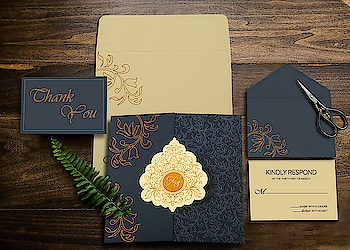 Rustic wedding invitations have been at the top of the list for a while, and we expect them to stay there for a couple more years. One got to love the evolution within the style of itself, a movement towards a woodsy tone with a fusion of masculine and feminine tones will set your wedding invitations apart.   Browse at https://www.indianweddingcards.com/rustic-wedding-invitations  #indianweddingcards #rusticweddingcards #weddinginvitationcards #weddingcardsonline #uniqueweddingcards #weddinginvitationsonline
