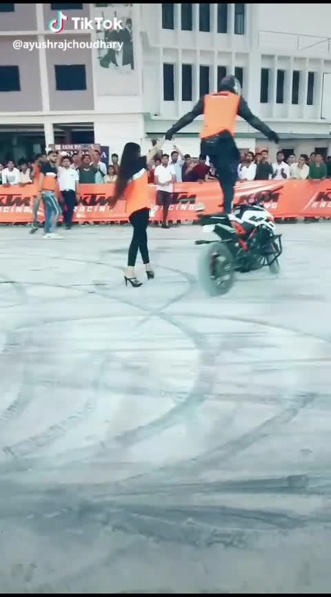 #bikestunt #tiktokindia