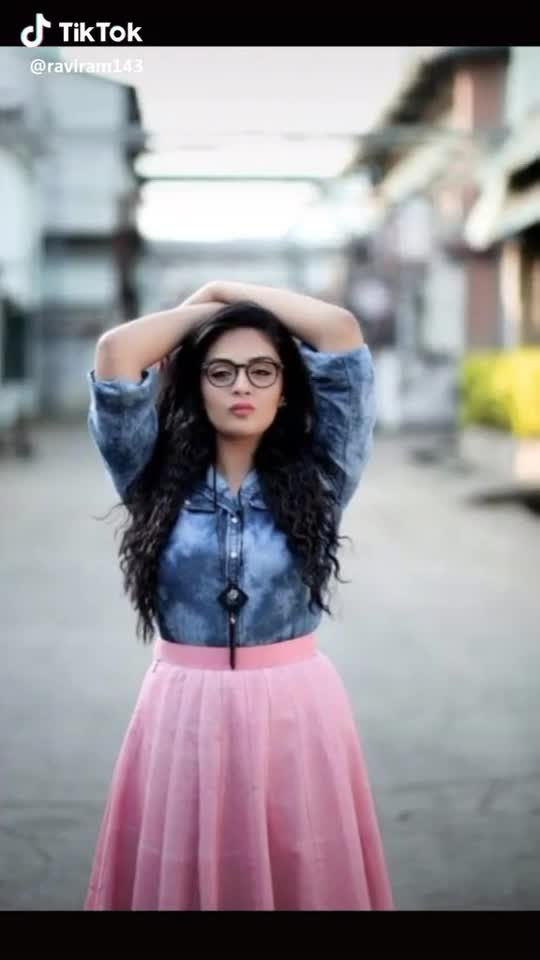 #srimukhi #modellife #super #ankamgarishivagoud