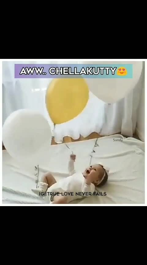 Chellakutty.. 😍😍 Baby.. Namaloda papavum indha pappa mari cute ah thuru thuru nu irukum la..😍Waiting..🙈 💕 ▶Follow◀ @true_l0ve_never_fails  @true_l0ve_never_fails  @true_l0ve_never_fails  @true_l0ve_never_fails  @true_l0ve_never_fails  @true_l0ve_never_fails  _____________________________________________________________________________________________________ ▶Follow◀ @true_l0ve_never_fails  @true_l0ve_never_fails  @true_l0ve_never_fails  @true_l0ve_never_fails  @true_l0ve_never_fails  @true_l0ve_never_fails  ______________________________________________________________________________________________________ #sandhyamani #true_love_never_fails  #baby #viralvideos #viral #world #tiktoktamil  #nayanthara #nayanatara #nayan #tamilsong #tamilbgm #nayanthara😍  #kollywoodqueen  #kollywoodactress #kollybgm  #kollycinema #kollywood #kolly  #tamilmovies #tamilcinema #tamilmoviescenes #tamilmoviesongs  #nazriya #love  _____________________________________________________________________________________________________ 🔹🔹🔹🔹🔹🔹🔹🔹🔹🔹🔹🔹🔹🔹🔹🔹🔹🔹 Turn 🔛 post Notification🔔 💠 ⬆⬆Do Follow and Support⬆⬆ 💠 Like🔹Share🔹Comment 💠 Be happy always..😍Spread love💙 💠 Lvu all Guys 🤗