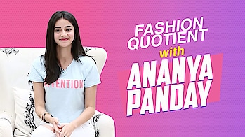 Ananya Panday Reveals Her Most Priced Piece Of Fashion Accessory! | SpotboyE