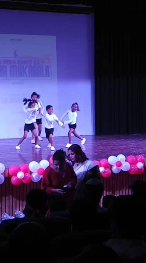 #group #groupdance #radhekeminitigers #competition #dancecom