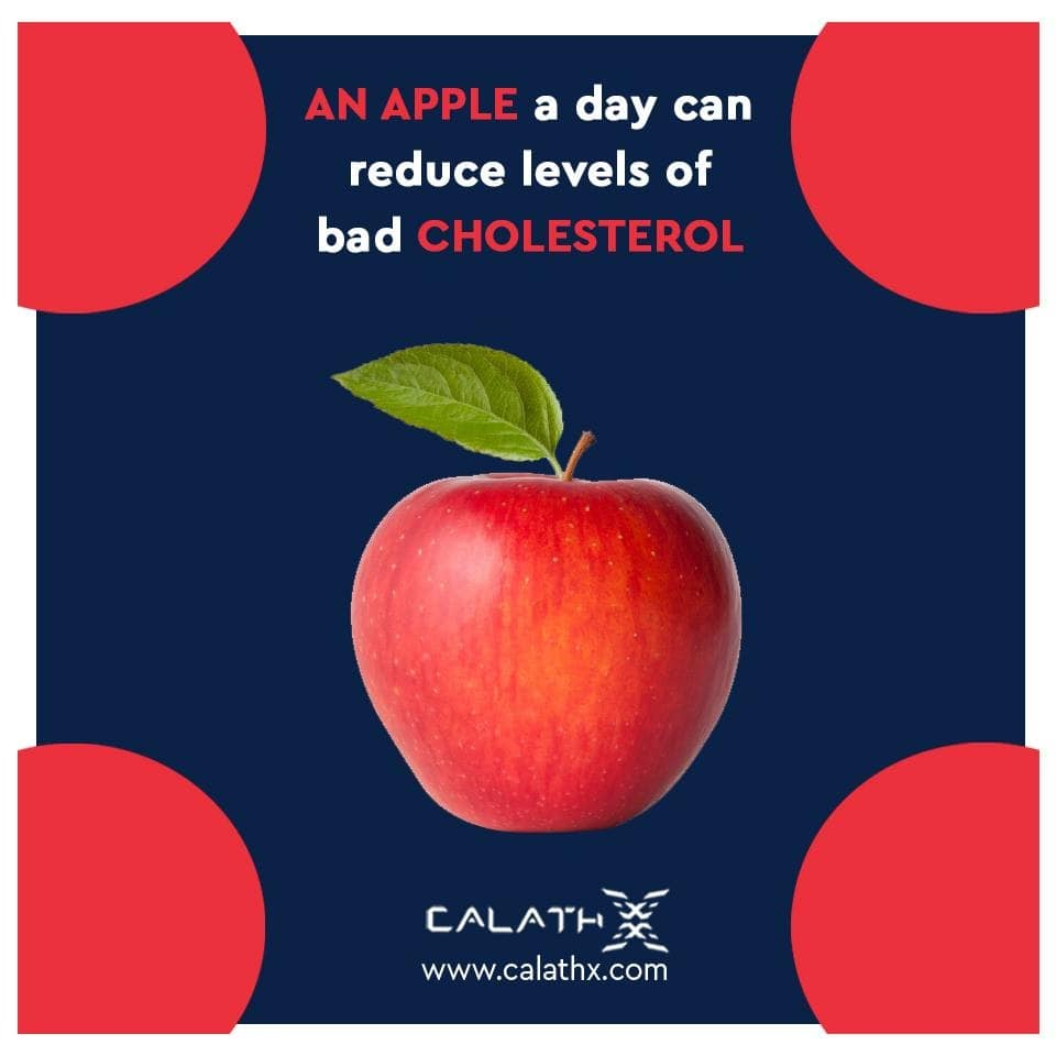 An #apple a day can reduce levels of bad cholesterol  www.calathx.com  #healthcare #healthylife #Work #healthylifestyle #healthyliving #wellness #motivation #healthyhappylife #GetStrong #Workoutwithcalathx #TrainHard #Gains #Strengthtraining #Physiquefreak #Yoga #CrossFit #FitFluential #Fitnessfriday #Squats #like4like #calisthenics #fitness #calathx