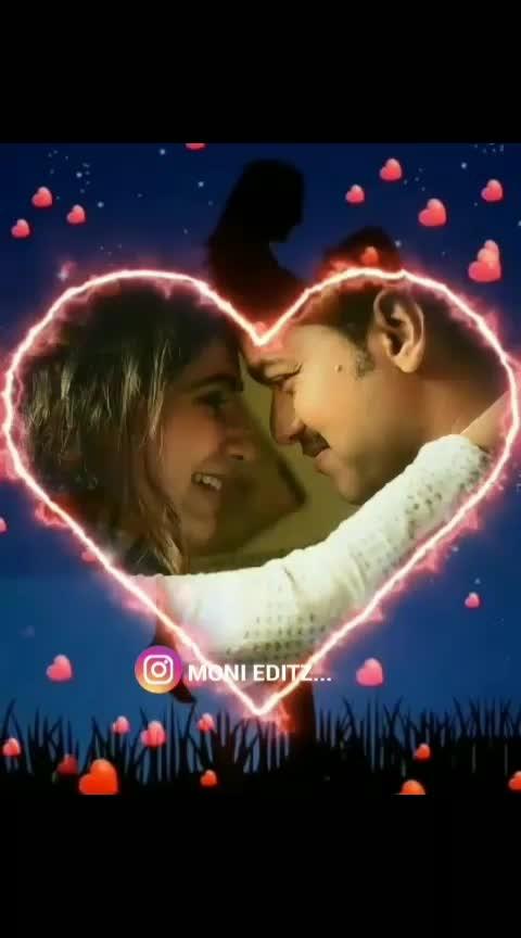#neethane #mersal #favourite #love #ilayathalapathy #samantha 😍😍