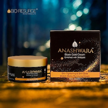 Want to get rid of stretch marks!  Use Anashwara Black Gold Cream for proven result.     😍😍 🎁 Available At : www.bioresurge.in www.amazon.in www.flipkart.com https://www.1mg.com | Nykaa, Paytm, eBay, Qtrove, Healthmug, LimeRoad, Shopclues.  #bioresurge #chemicalfreeskincare #pure #naturalsmile #ClearSkin  #ayurveda #organic #fitness #life #fashion  #skincare #lifestyle #love #smile #beauty #healthy #NaturalSkinCare #AntiAgingNightCream #healthy #PureSkin #FlawlessSkin #stretch_marks #NoMoreStretchMarks