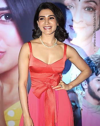 Samantha Akkineni hot Photos in Red Dress at Oh Baby Movie Pre Release Event https://southindianactress.in/telugu-actress/samantha-akkineni/samantha-akkineni-oh-baby-pre-release/  #samanthaakkineni #southindinactress #teluguactress #tollywoodactress #tollywood #indianactress #indiangirl #indianmodel #reddress #cleavage #fashion #style #hotgirl #hotactress #southactress #ohbaby #ohbabymovie