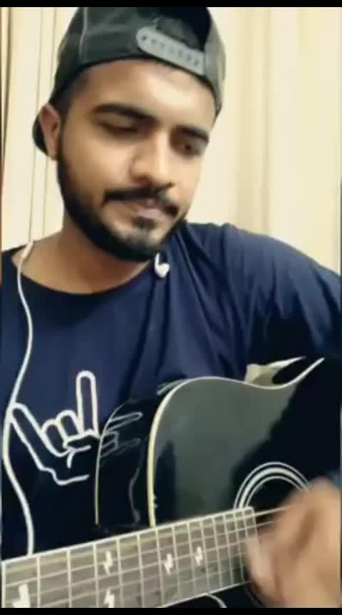 #kaisehua  #kabirsingh  #arijitsingh  #shahidkapoor  #kiaraadvani  #mithoon  #roposo-rising-star-rapsong-roposo  #viralvideos #trendingvideo  #ropostars #ropostar #singinglove #singingsolo #guitarist #1millionviews #auditions