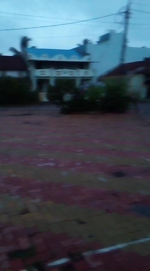 Monsoon Scene . . . #monsoon