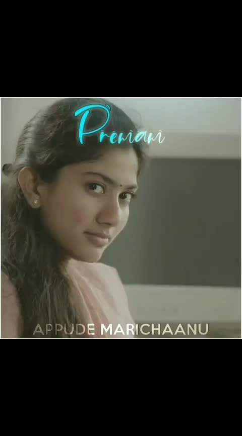 #saipallavi-premam