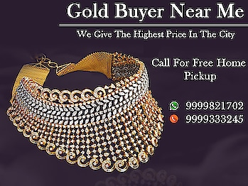 Are you looking for the trusted second-hand jewellery buyer in Chandni Chowk? Sell your old valuables that are no longer used by you with the best second-hand jewellery buyer. You can speak to our experts to know more about our services and also read our testimonials to get an insight into the deal. Our expert buyers will help you get the best possible price within mentioned time.   https://www.cashforgolddelhincr.com/cash-for-gold-in-shivalik-malviya-nagar.php