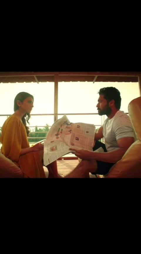 #suryalove #couplegoal #romantic_song