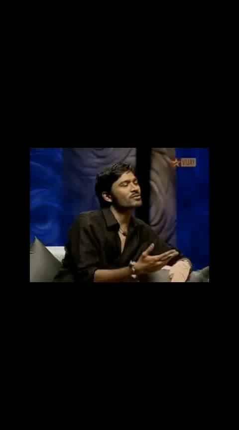 Dhanush....#dhanush #dhanushfans #roposotamil #tamildialogue