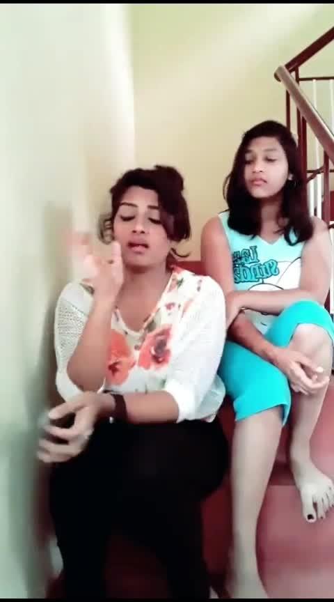 Kodumapaduthra🤣 #tamilcomedy #tamilgirls #roposo #roposostar #roposotv