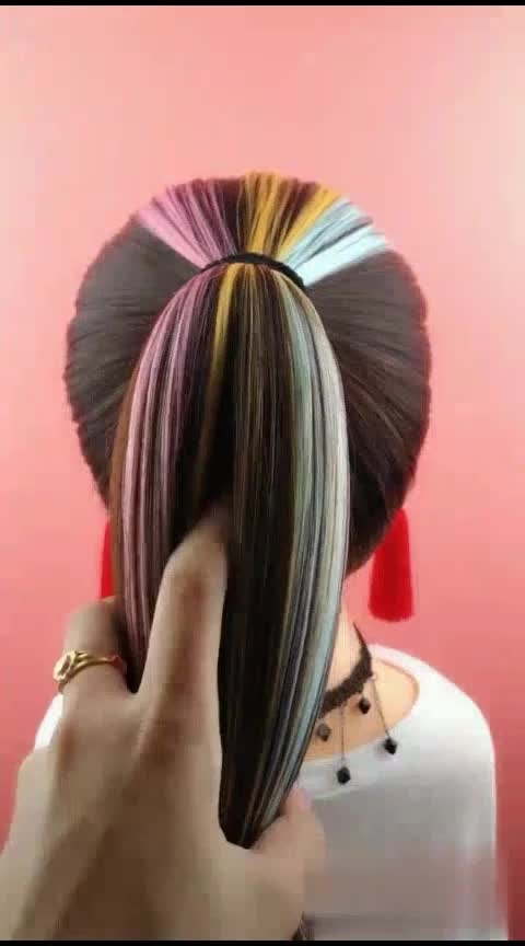 #hairstyle #hairstyleing #hair_style