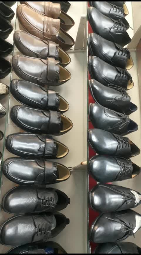 leather shoes available from ambur