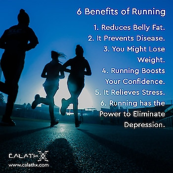 6 Benefits of #Running  www.calathx.com  #run #runner #fitness #runners #instarunners #training #trailrunning #runhappy #gym #fit #TrainHard #Gains #Strengthtraining #Physiquefreak #Yoga #CrossFit #FitFluential #Fitnessfriday #Squats #Healthylife #like4like #follow #calisthenics #GirlsWhoLift #Legday #NoPainNoGain #FitLife #GetStrong