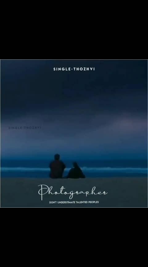 Tag That Photographer 📷 @single_thozhvi ♠️Keep supporting ♥️💗🙏💗♥️ ♥️More videos🎬 ♦️Follow®™✔ 》This page💯🚩 ♣️👇👇👇👇👇👇👇👇 😋@single_thozhvi & 😘 #single_thozhvi ________________________. Mashupers ☝️ check profile All star mix🤗 Hd video's 😍 💯 entertainment ________________________. @bgmaddictors @diary_0n_love @body_soda_trolls @tamil_crazy_videos_2.0 @luvly_romantic_vdos @music.addictz @whatsapp_status008 @leo_creationz @vijay_vasanthvs @kadhal_vids ♥️♥️♥️♥️♥️♥️♥️♥️ #tamilbgm#tamilmusic #lovesong#tamilcinema #kollycinema#tamilalbum  #nerkondapaarvai #tamilactress #Viswasam #tamilmovie #aniruth #tamilsong #kollywoodcinema#lovefailure#tamillove #THALA #tamilmovie#tamildubs#supersinger6 #tamilstatus#tamillovesong#tamilan #tamillovesongs #tamil#tamillyrics#tamilvideo #vijaytv #supersinger #sivakarthikeyanproductions