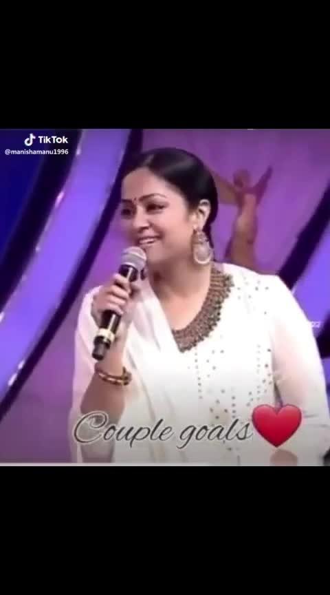 സ്നേഹം അതാണ് ദാമ്പത്യജീവിതത്തിൽ പ്രധാനമായും വേണ്ടത്  😍#couple #surya #jyothika #jyothikasurya  #lovelove #love-couple #couplegoals #tamilheroine #roposo-malayalam