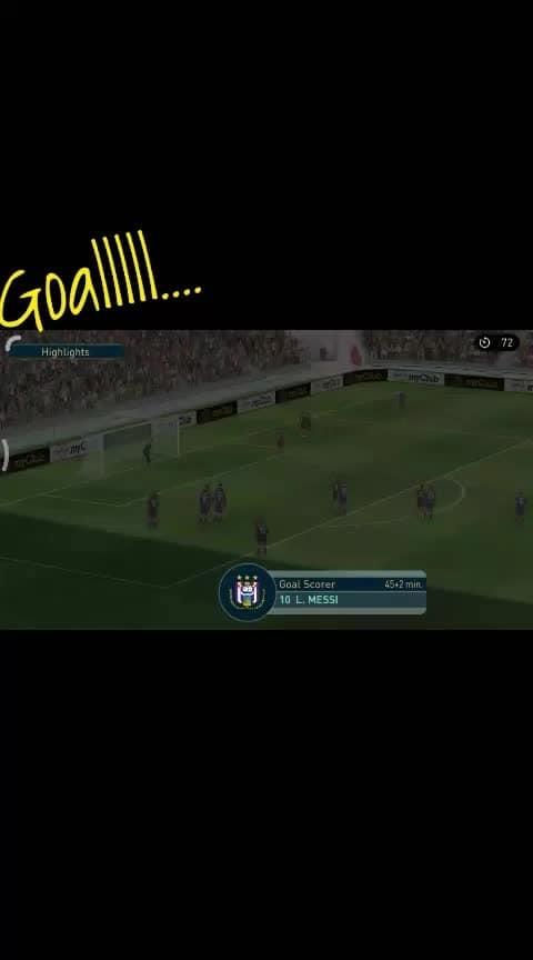 THIS IS Game play of pes 2019  excellent free kick by @diago_maradona #freekick #football #gaming #soccer #drama-fantasic #top #no1 #gamer #pes2019 #tranding #angel #hit #hot
