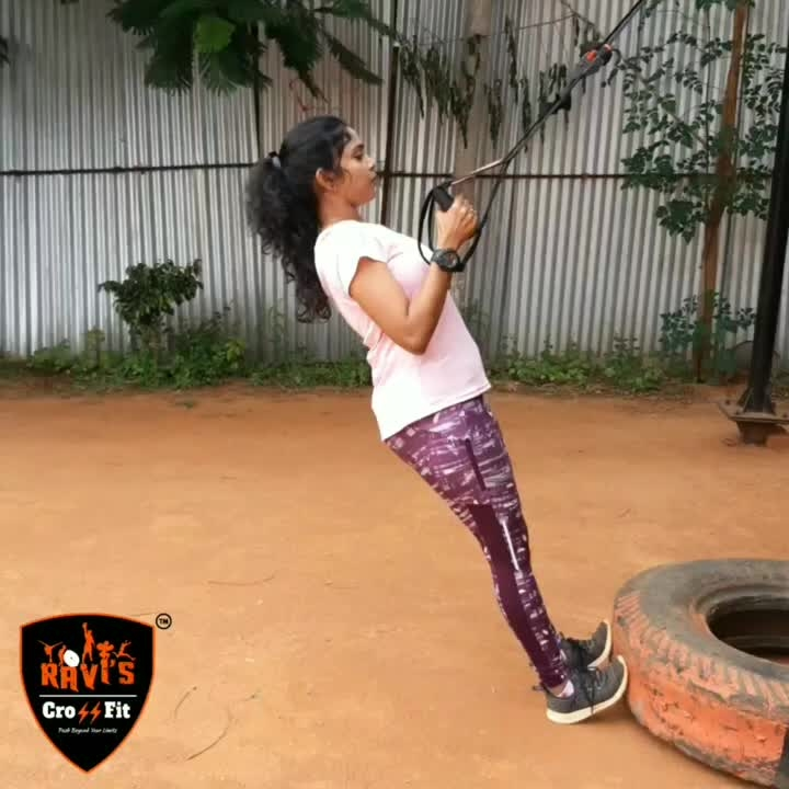How to reduce upper back fat , perform this TRX EXERCISE TO BANISH BACK FAT   Want to banish back fat? There are the 5 best TRX exercises for back fat loss. Learn what they are & how to perform them properly. DM & Follow @raviscrossfitcoimbatore    To truly burn back fat, combining these moves along with proper nutrition is the key.  www.raviscrossfit.com   5 Best TRX Exercises To Banish Back Fat  🔸Low Rows 🔸1-Arm Rows 🔸Facepull 🔸Reverse Fly  🔸Power Pull  #raviscrossfit #crossfitcoimbatore #trx #fitness #trxworkout #trxtrainer #fitnessmotivation #backworkout #functionaltraining #backstrenthening #backfat