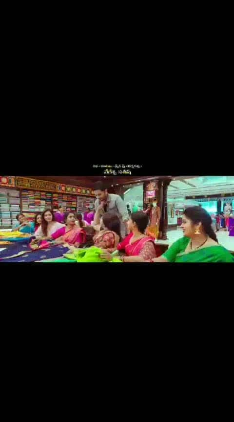 #nithin #rashikhanna #srinivasakalyanam #naresh #prakashraj #familytime #marriagemoments #whatsapp-status